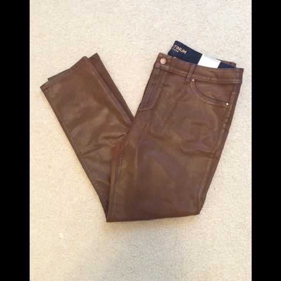 f83067faefb0bc Chico's Pants | Plus Size Platinum Chicos Jegging | Poshmark